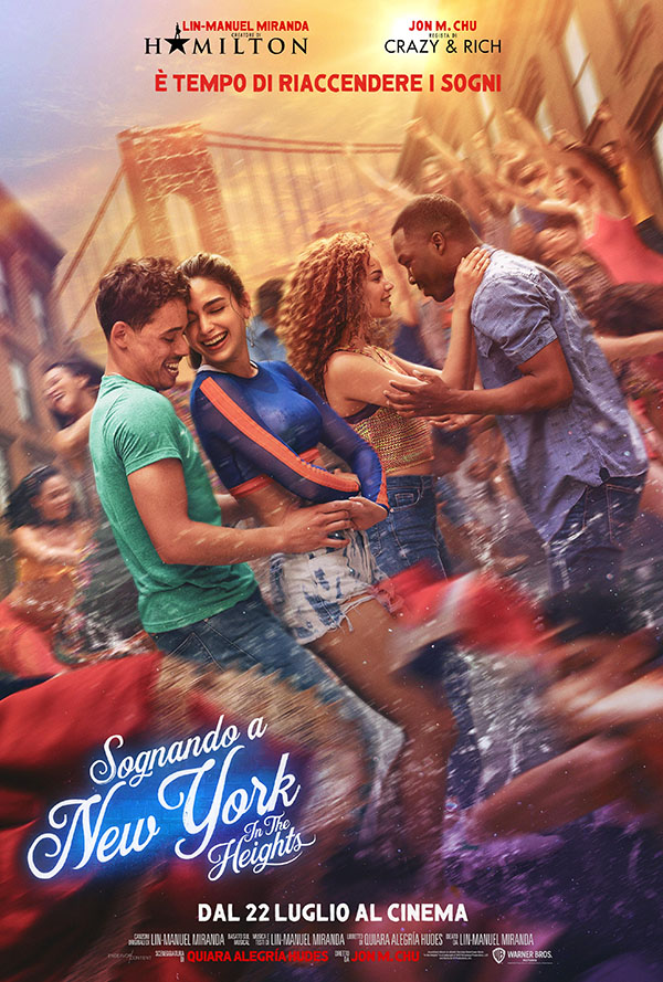 Film in uscita: Sognando a New York - In the Heights