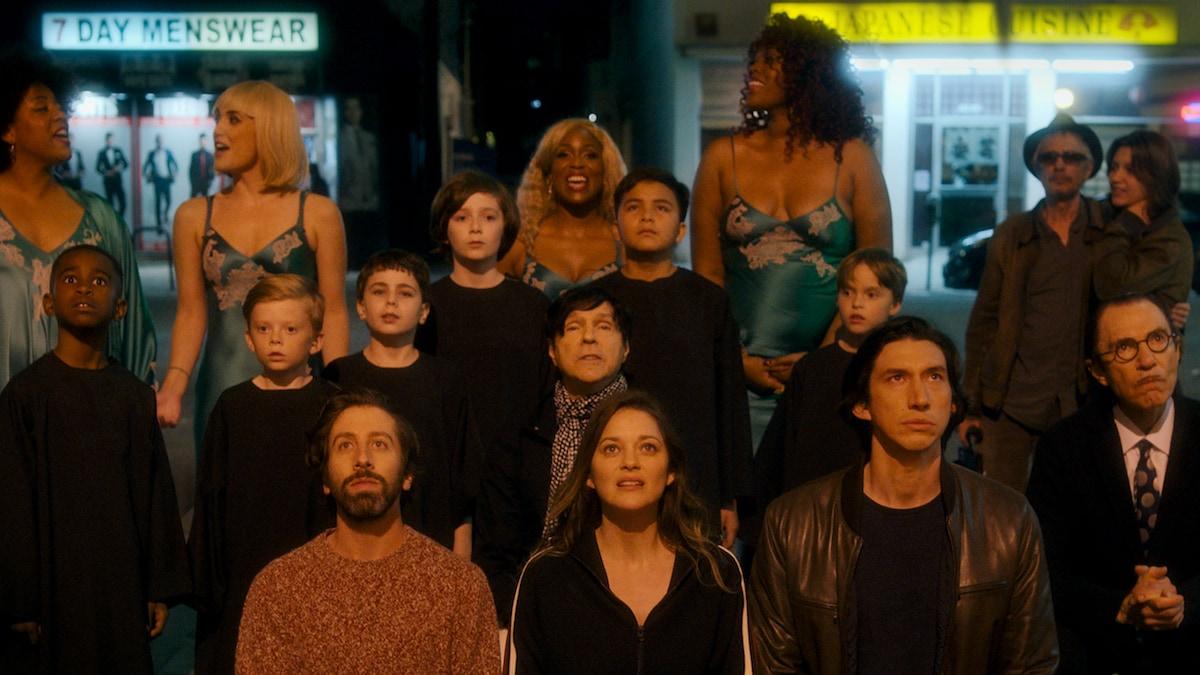 Annette recensione film di Leos Carax con Adam Driver e Marion Cotillard