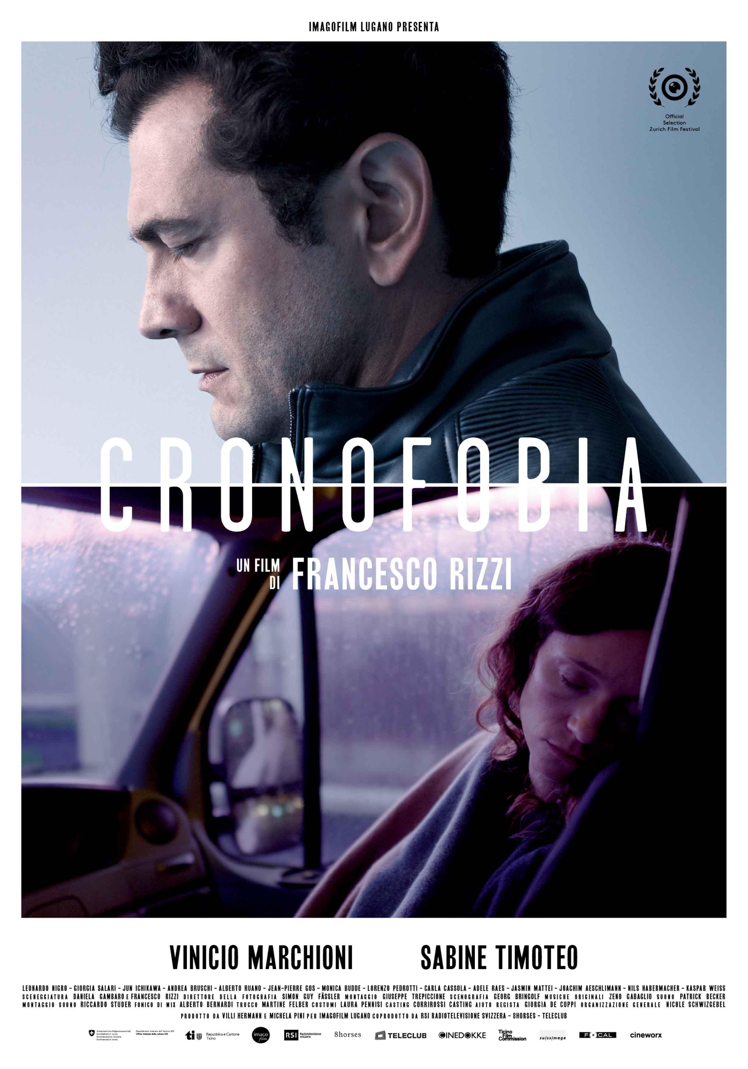Cronofobia recensione film di Francesco Rizzi con Vinicio Marchioni