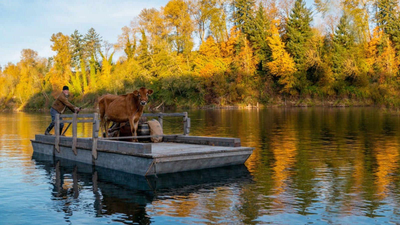 La prima mucca di First Cow