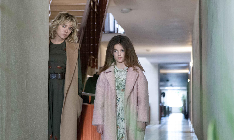 Valeria Golino e Cristina Magnotti