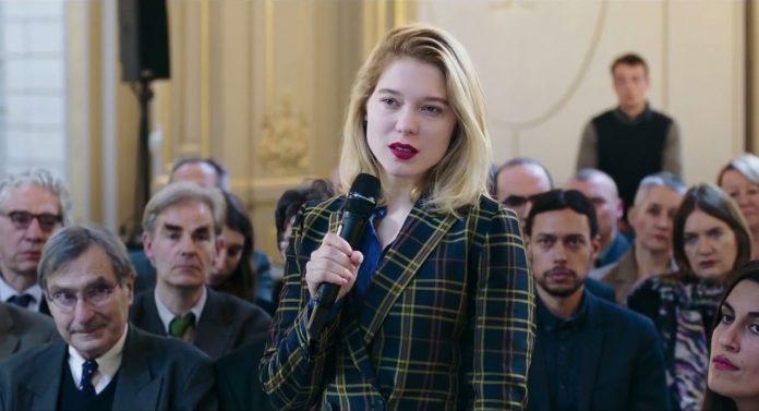 France recensione film di Bruno Dumont con Léa Seydoux Cannes 74