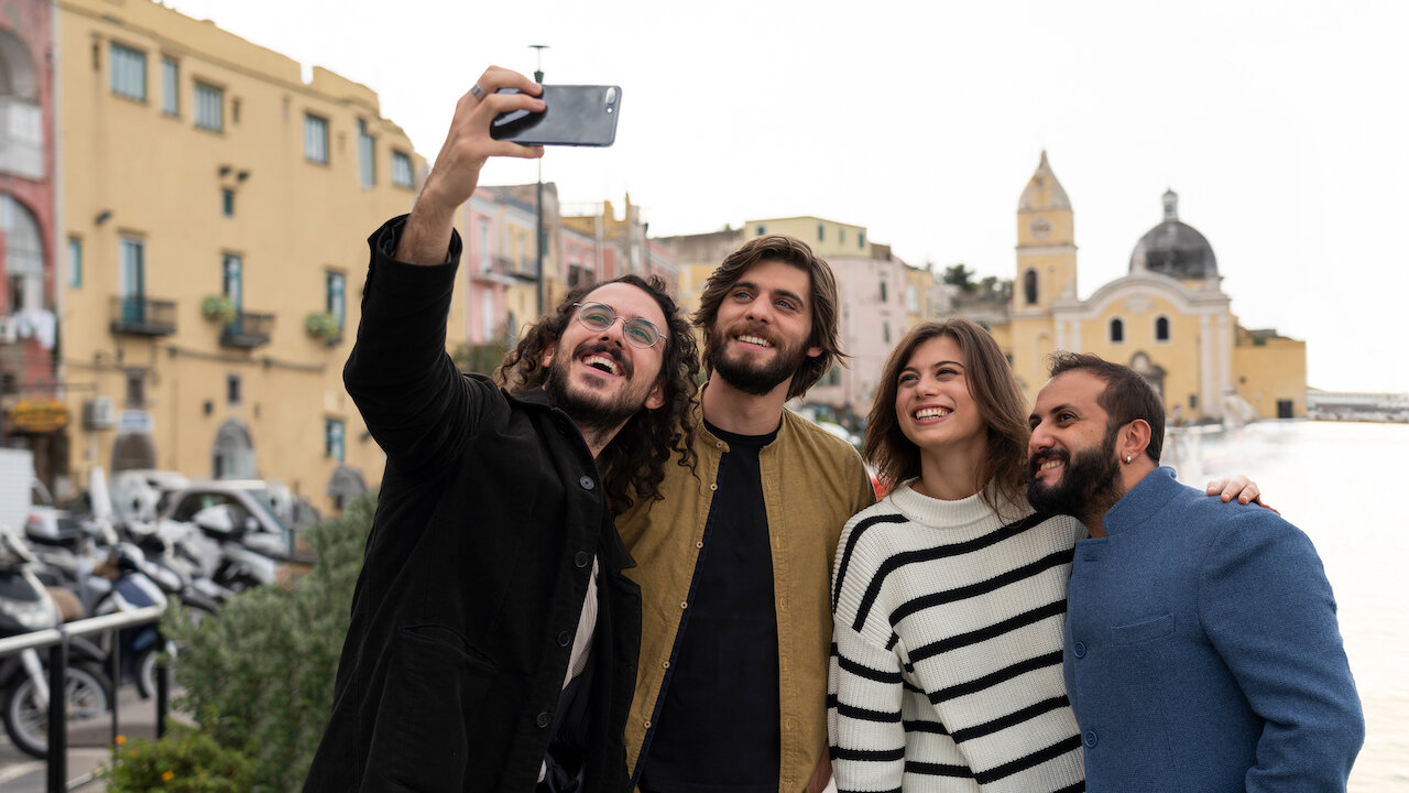 Gianluca Fru, Angelo Spagnoletti, Cristina Cappelli e Fabio Balsamo