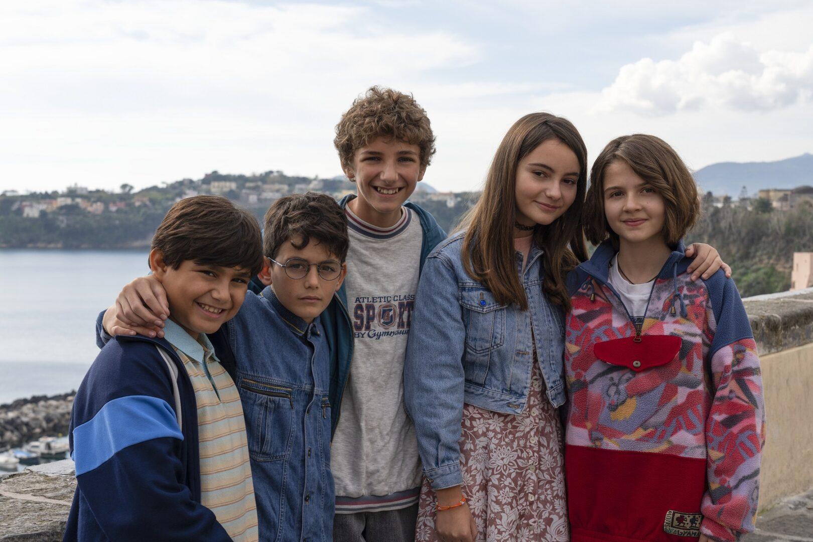 Generazione 56Krecensione serie TV Netflix di Francesco Ebbasta con Angelo Spagnoletti
