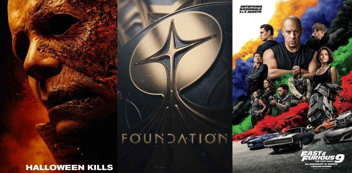Halloween Kills Fondazione trailer Fast & Furious 9 box office record