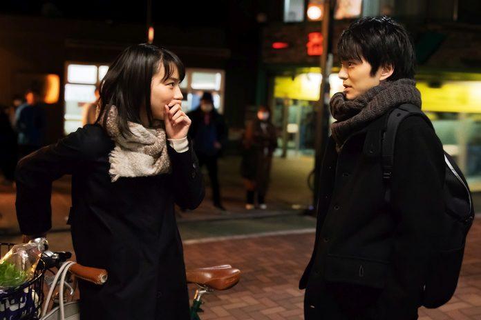 Hold Me Back recensione film di Ohku Akiko con Non e Hayashi Kento