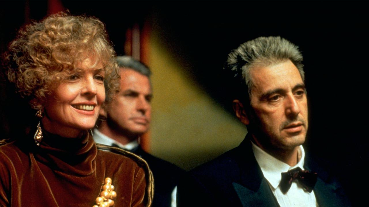 Diane Keaton e Al Pacino