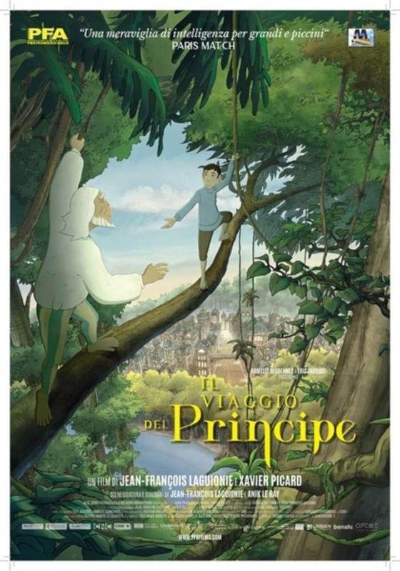 Film in uscita: Il viaggio del principe