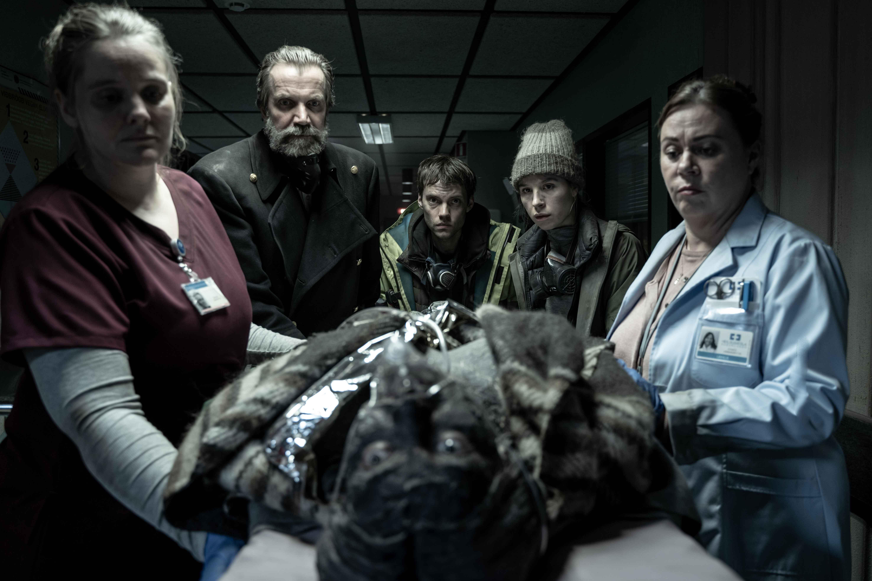 Katla recensione serie TV Netflix di Baltasar Kormákur con Guðrún Ýr Eyfjörð