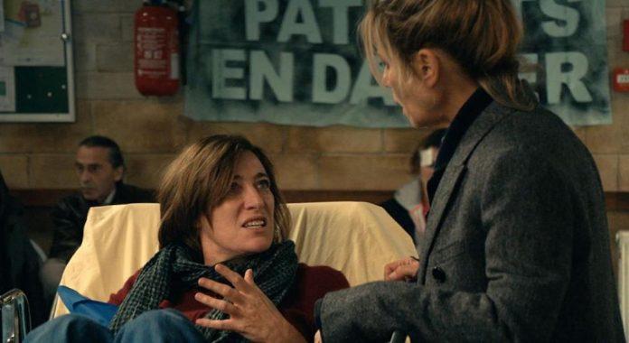 La fracture - The Divide recensione film di Catherine Corsini con Valeria Bruni Tedeschi e Marina Foïs