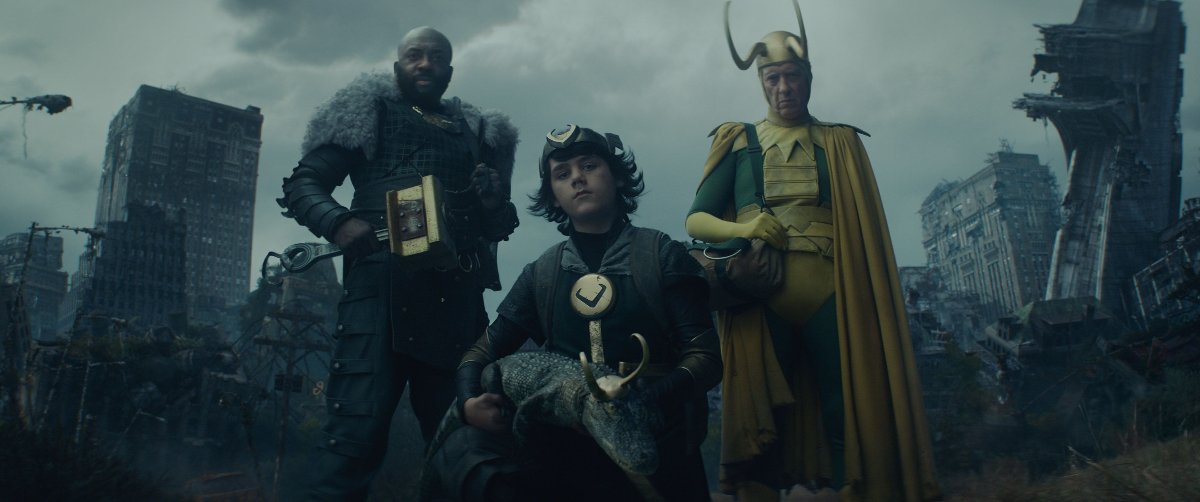 Loki e le sue varianti