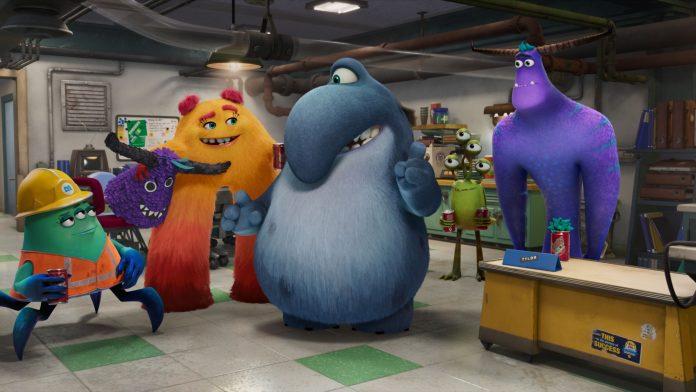 Monsters & Co. La serie - Lavori in Corso! recensione serie TV animata Disney+