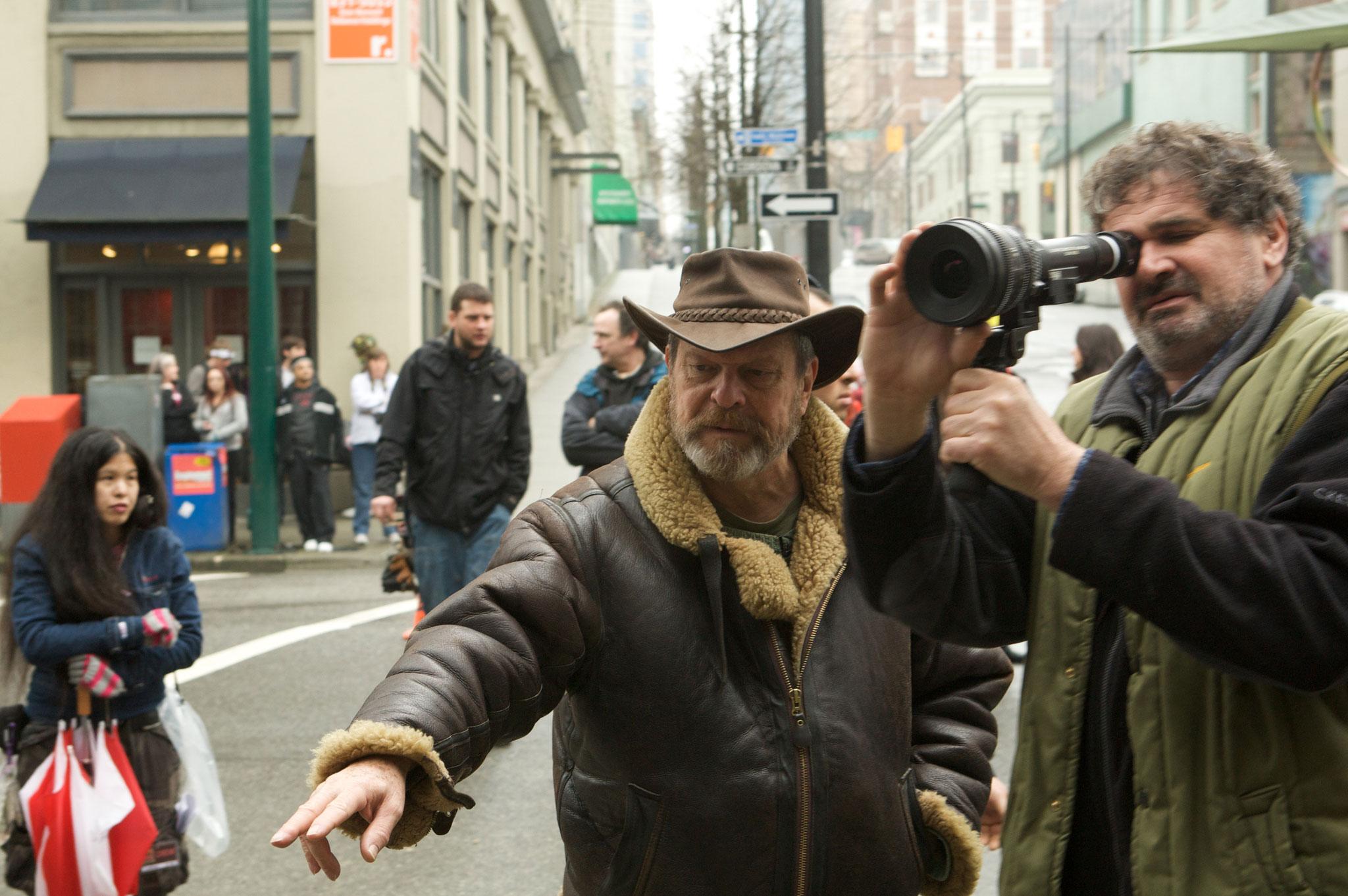 Nicola Pecorini: intervista al direttore della fotografia di Terry Gilliam