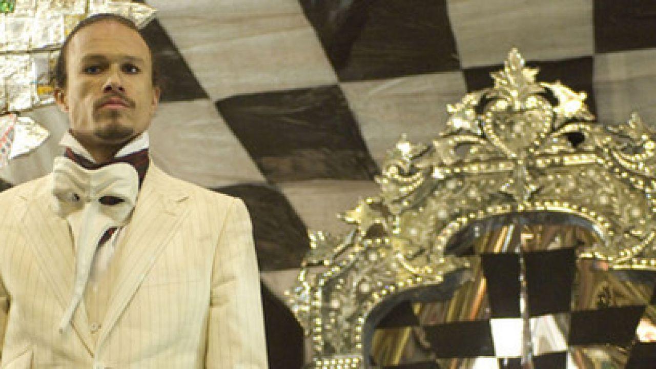 Heath Ledger in Parnassus - L'uomo che voleva ingannare il diavolo