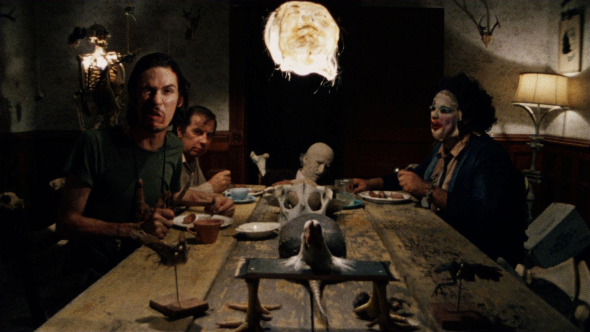 La cena di famiglia di Non aprite quella porta