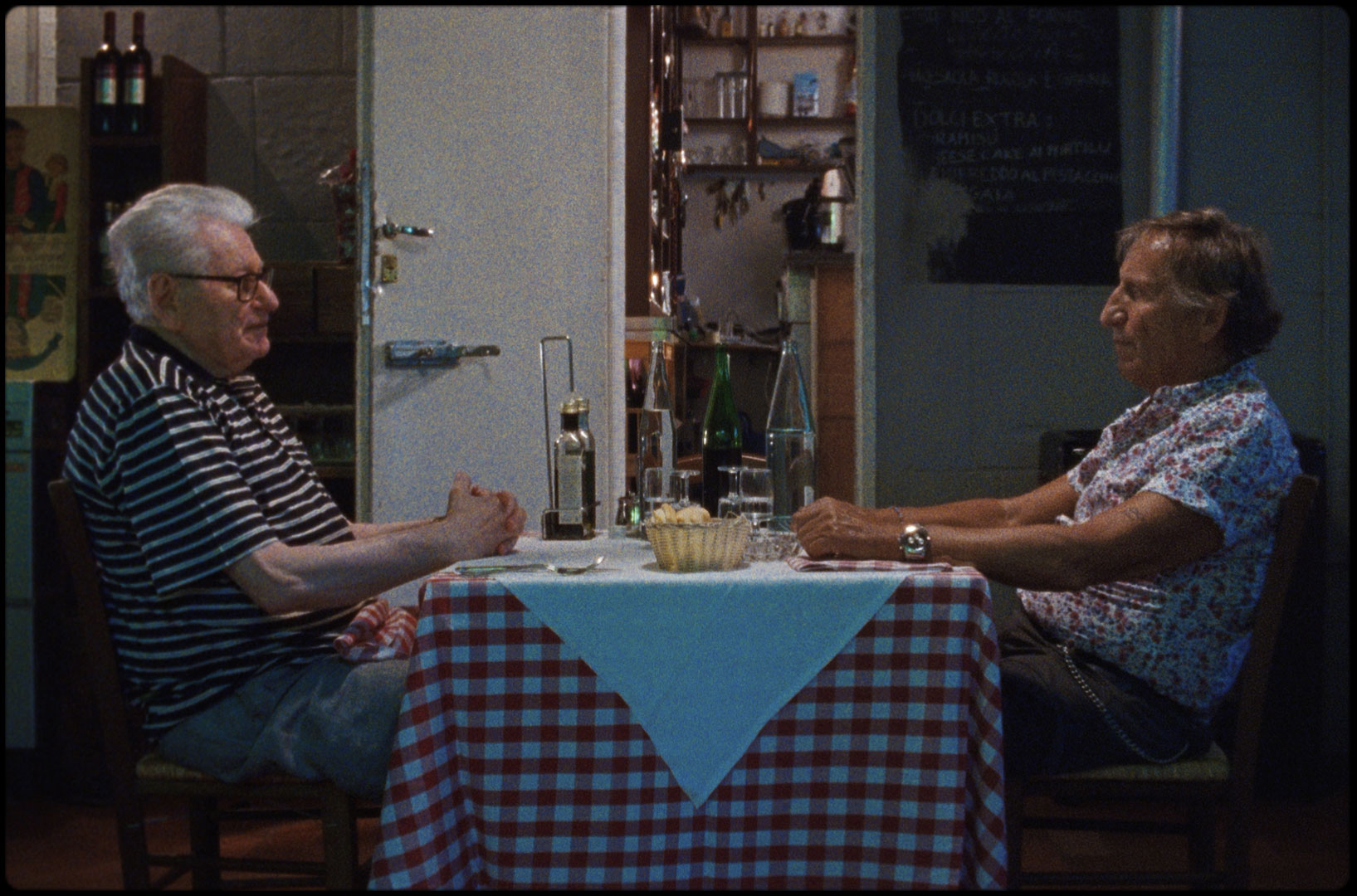 Umberto Righi e Stefano Bonaga