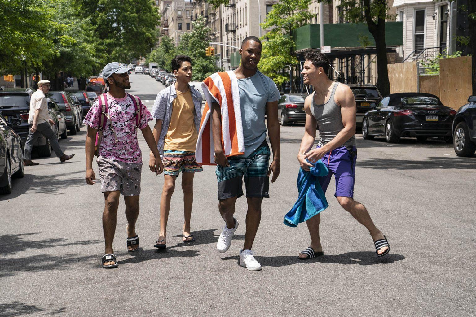 Sognando a New York - In the Heights recensione film di Jon M. Chu