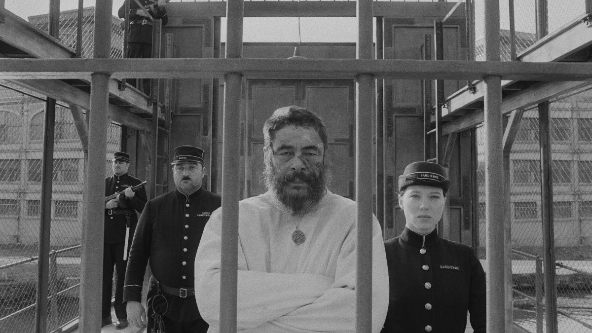 Benicio Del Toro e Léa Seydoux