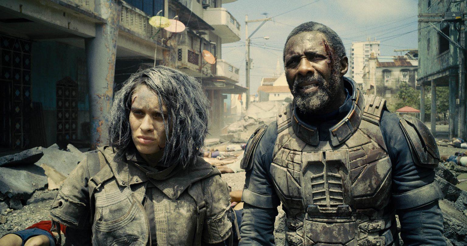 Daniela Melchior e Idris Elba