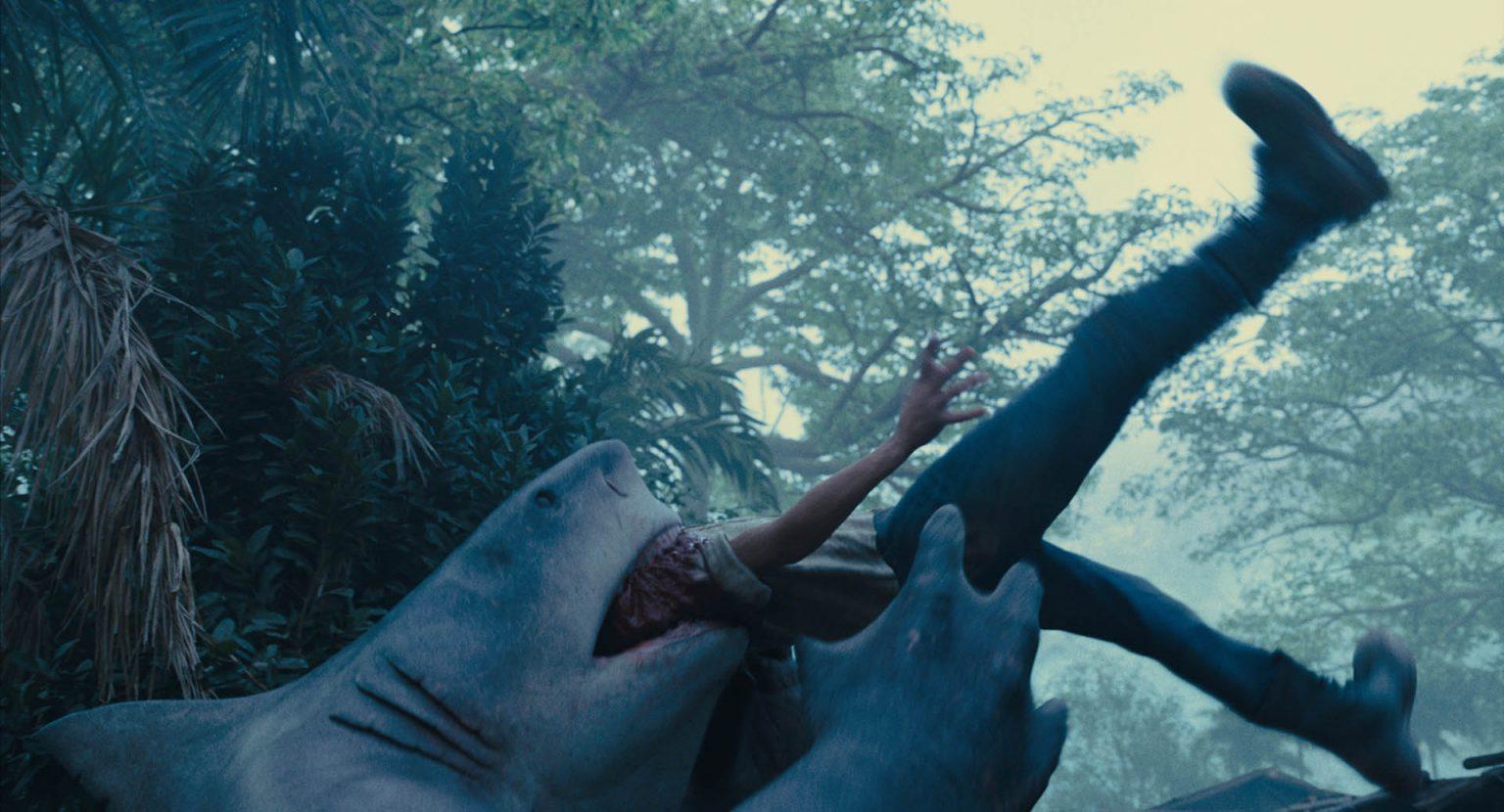 Sylvester Stallone è King Shark