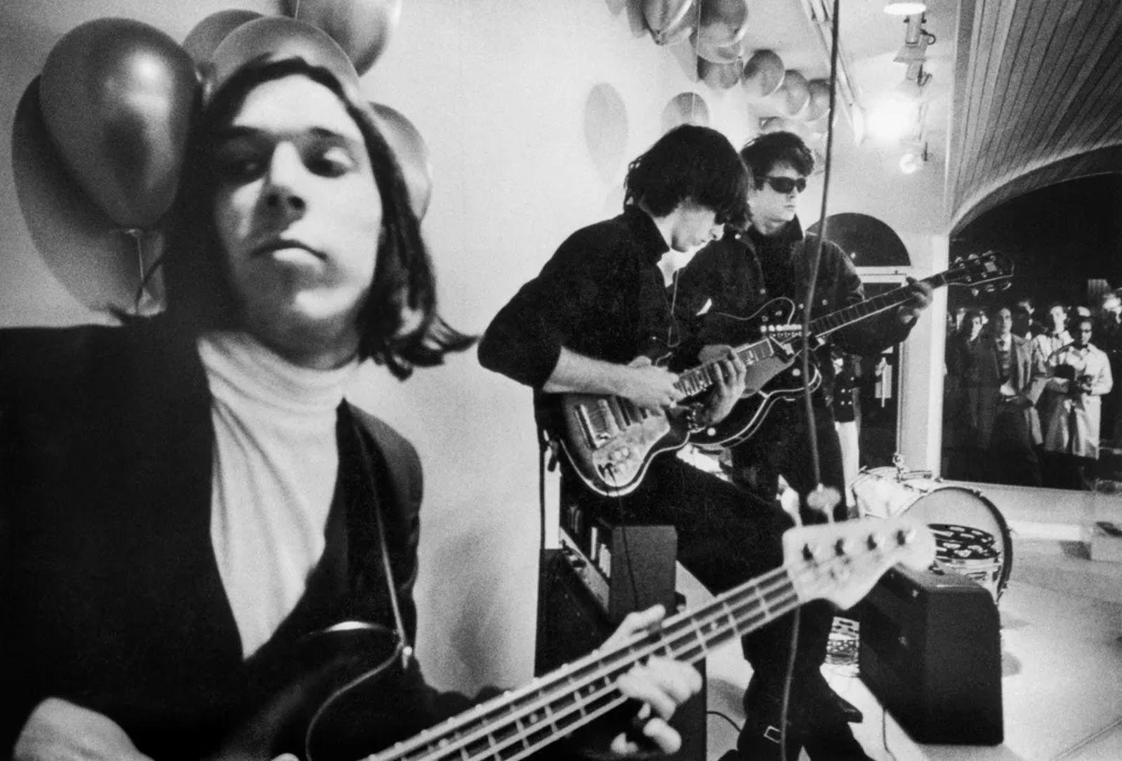 John Cale, Paul Morrissey e Lou Reed