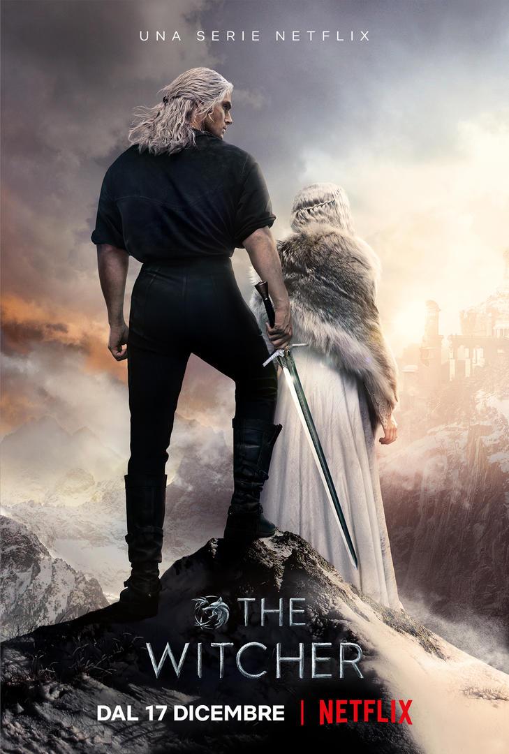 The Witcher 2: il teaser art della seconda stagione in uscita il 17 dicembre 2021