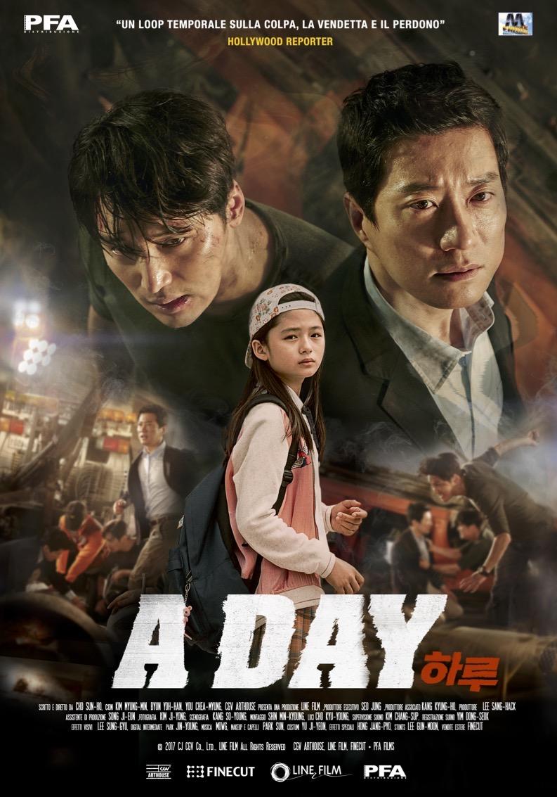 Film in uscita: A day