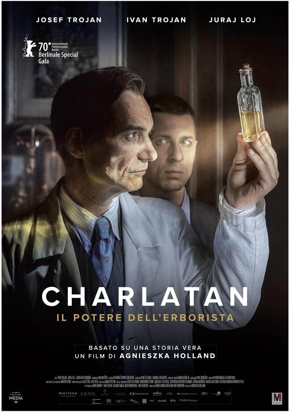 Film in uscita: Charlatan