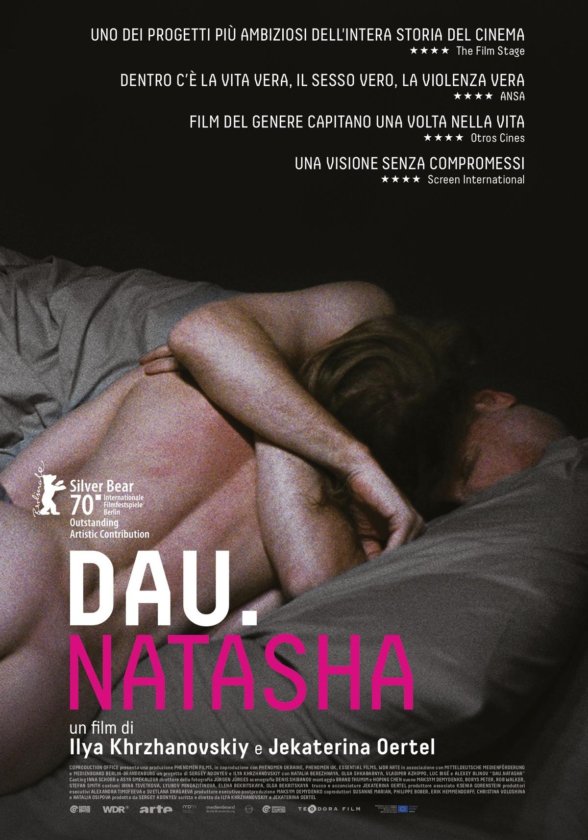 Film in uscita: DAU. Natasha