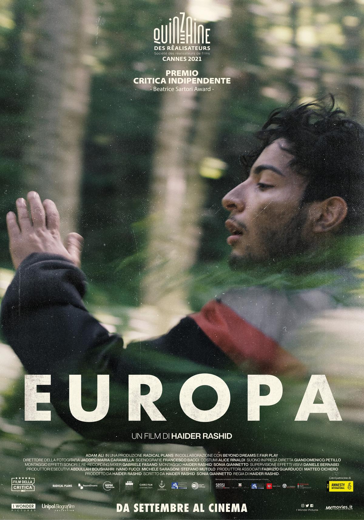 Film in uscita: Europa