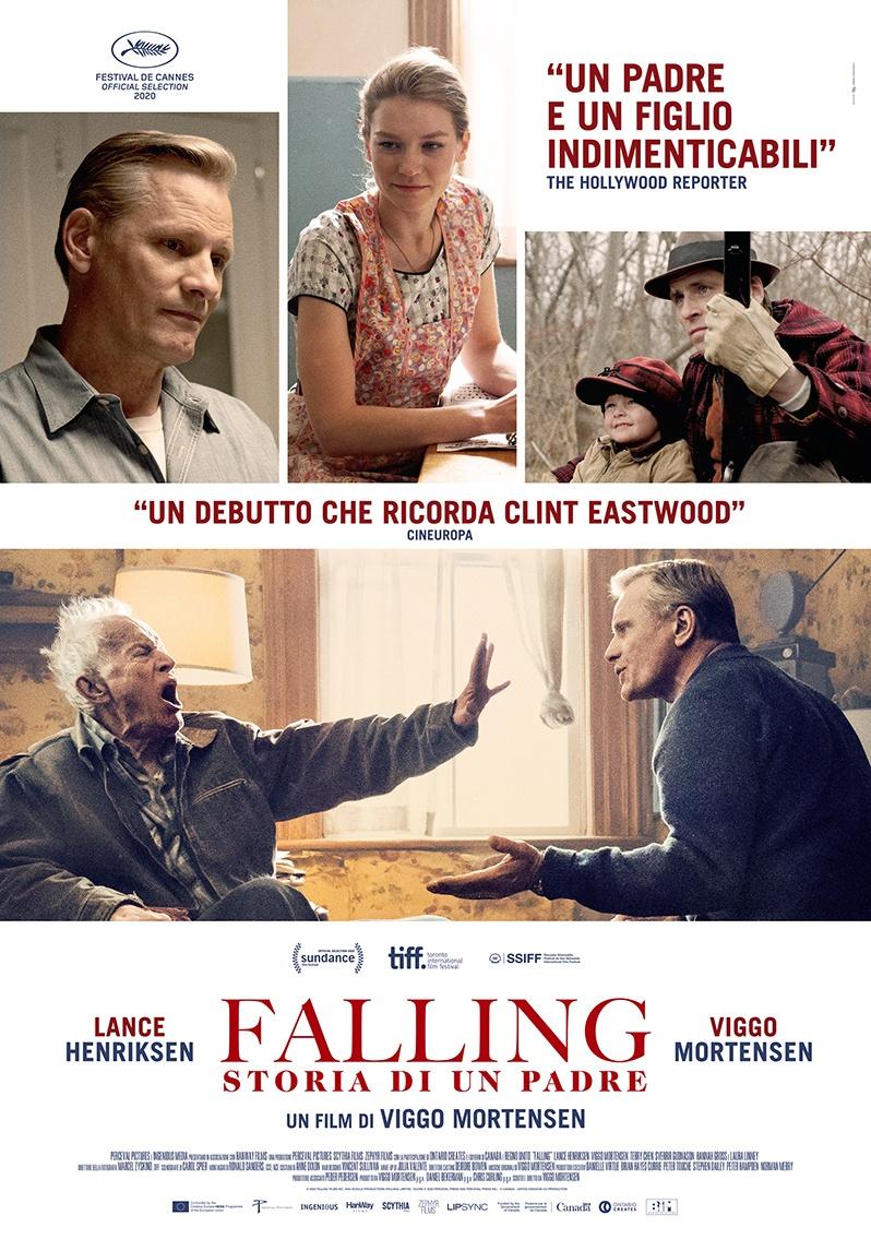 Falling - Storia di un padre
