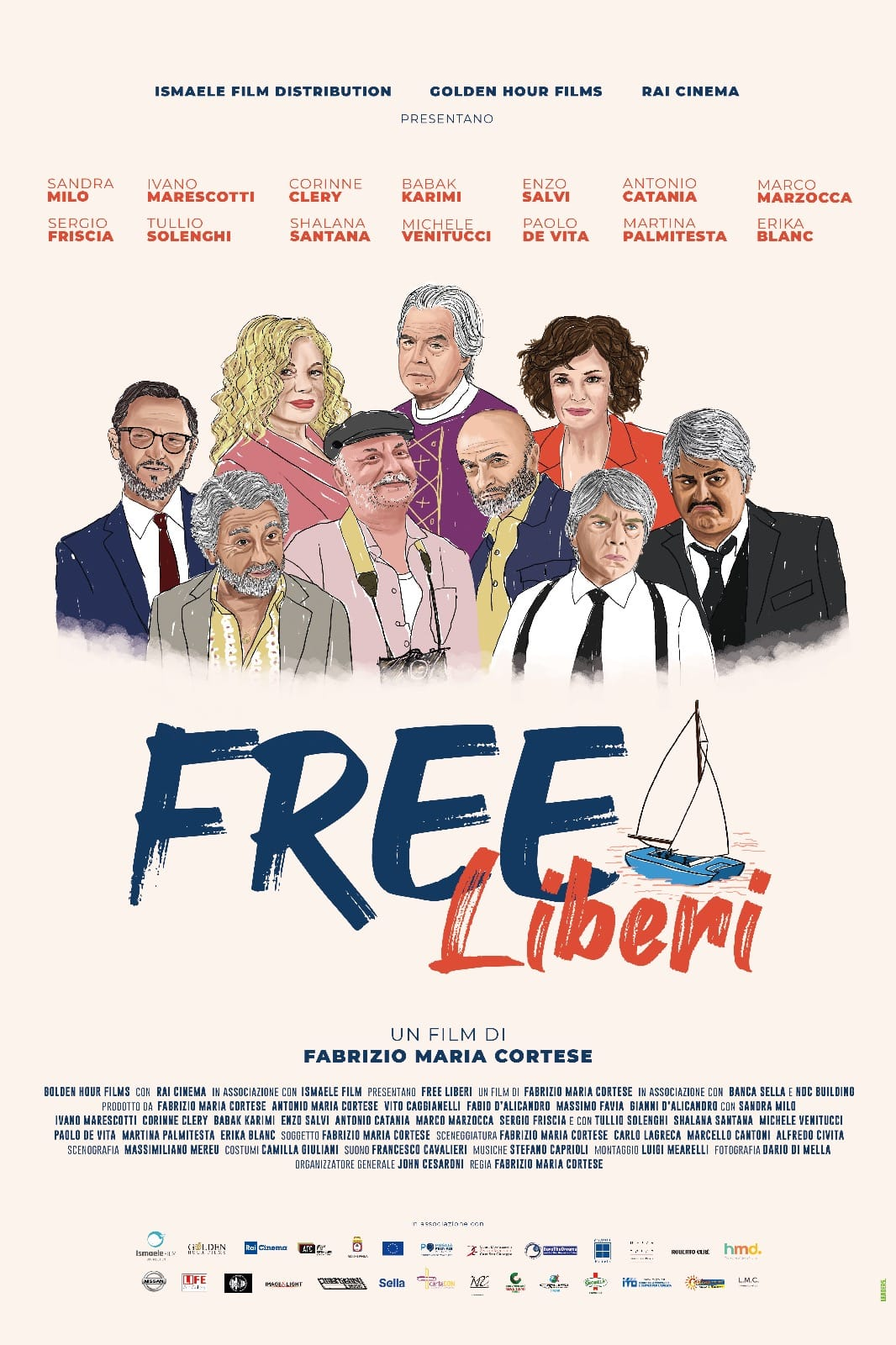 Film in uscita: Free - Liberi