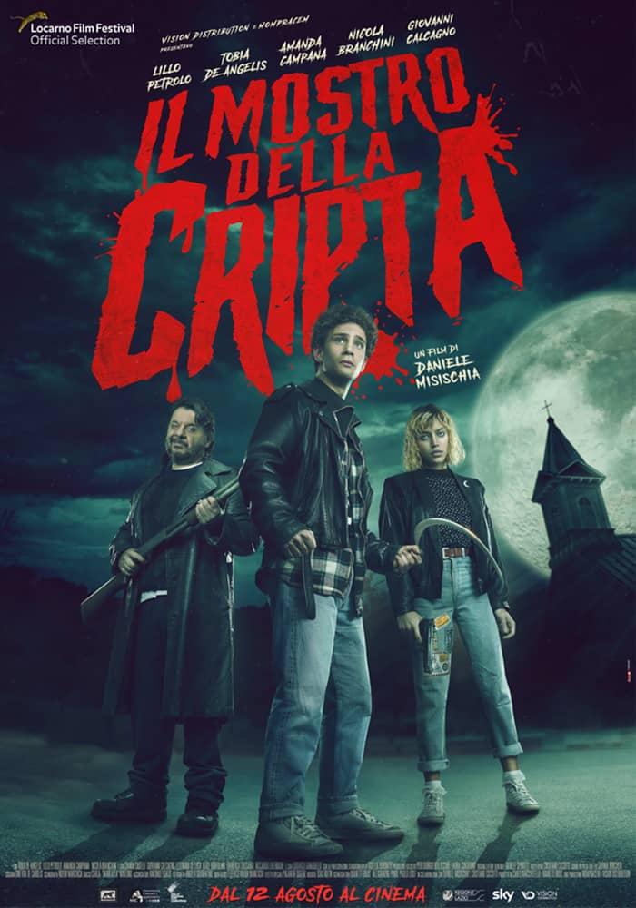 Film in uscita: Il mostro della cripta