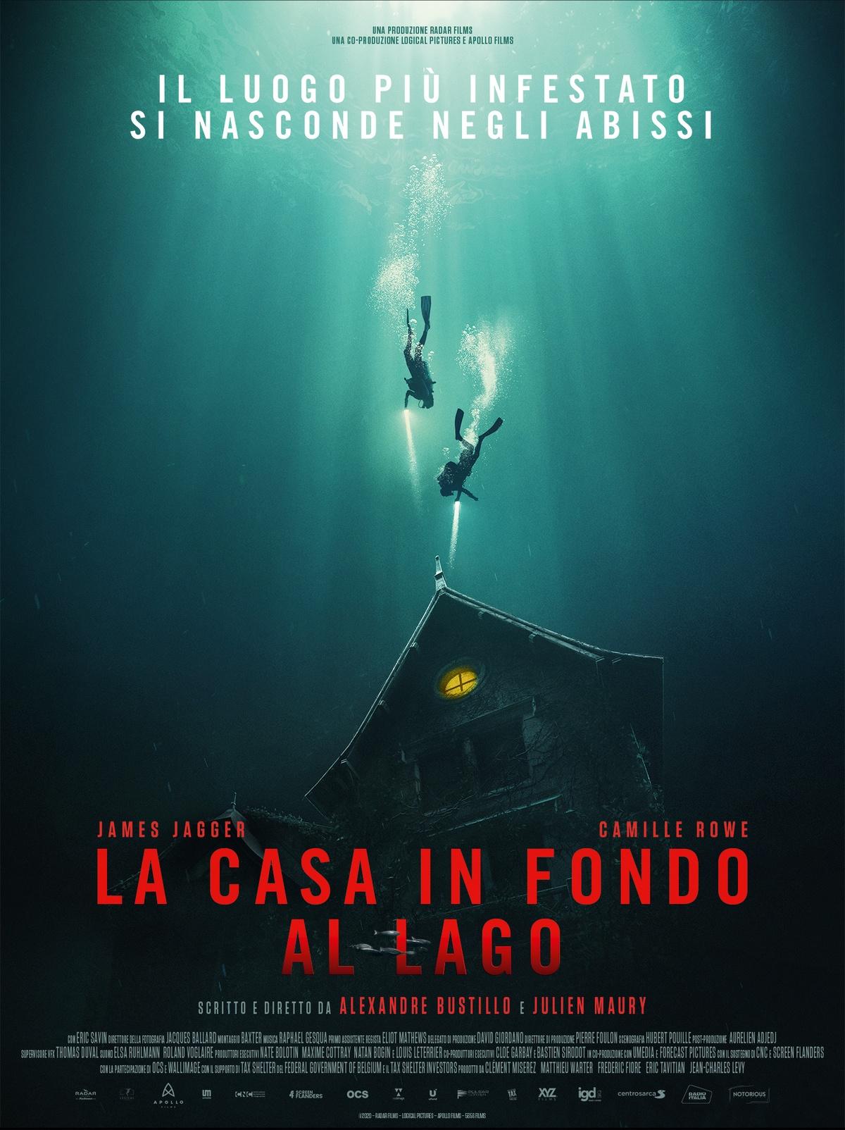 Film in uscita: La casa in fondo al lago