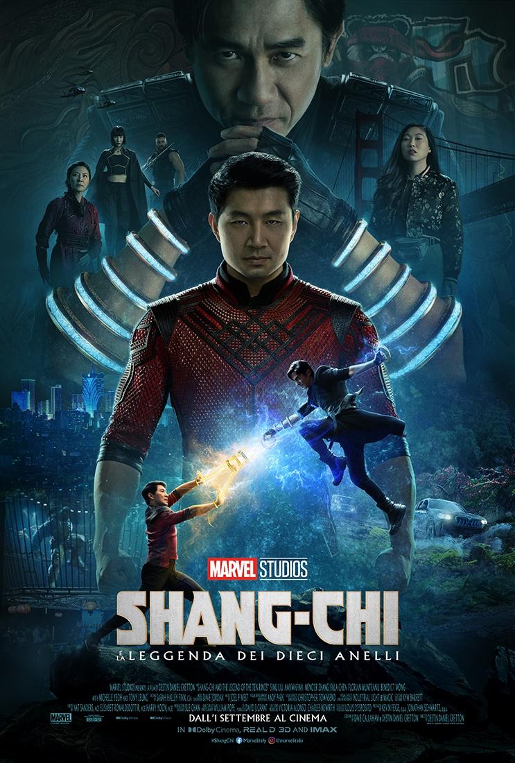 Film in uscita: Shang Chi e la Leggenda dei Dieci Anelli