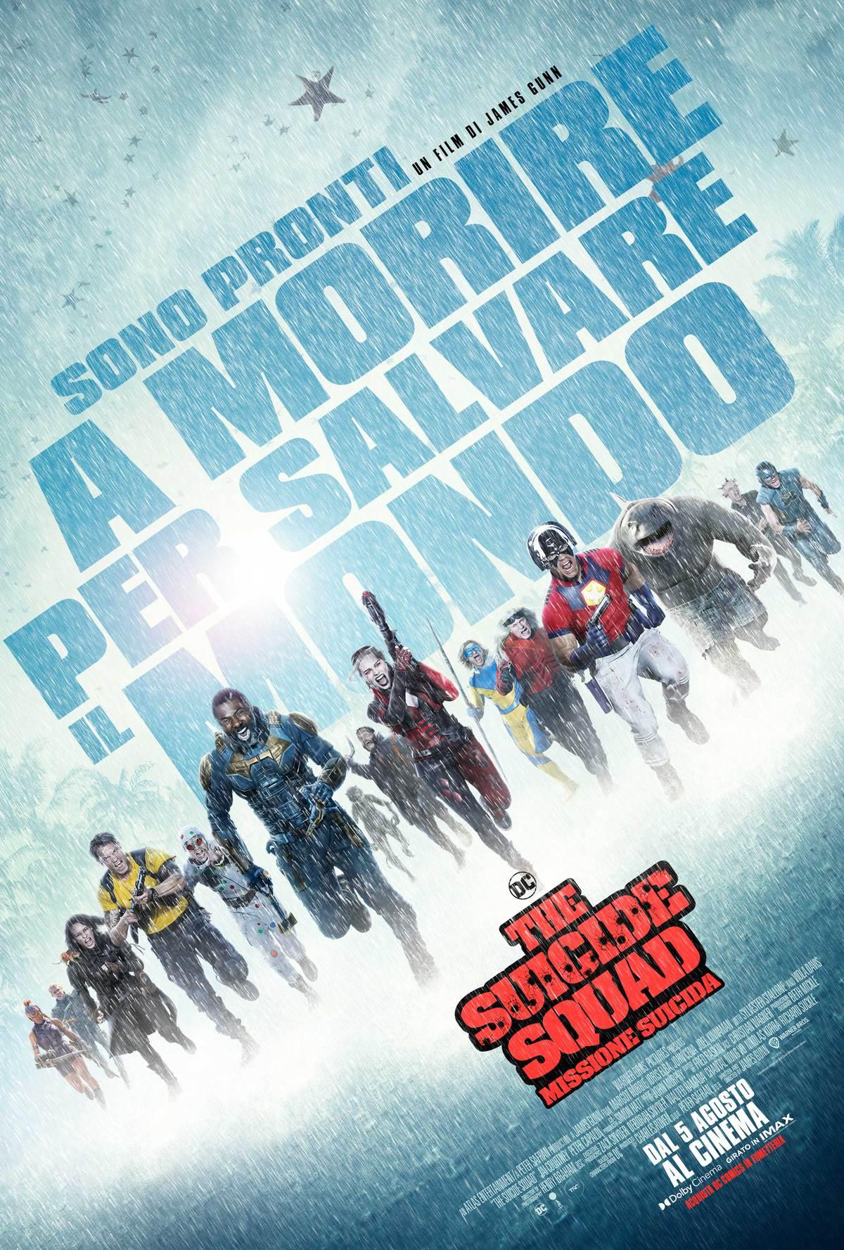 Film in uscita: The Suicide Squad