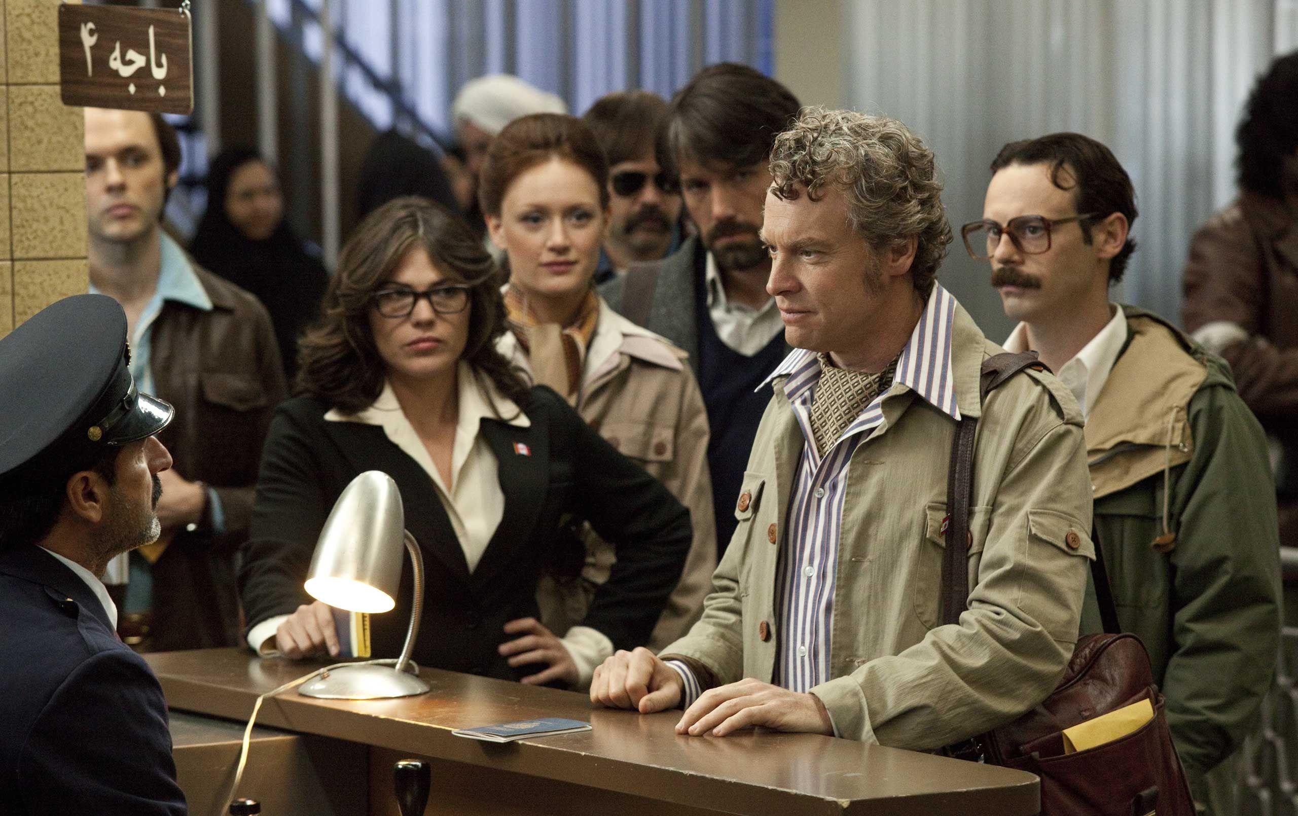 Argo diretto ed interpretato da Ben Affleck