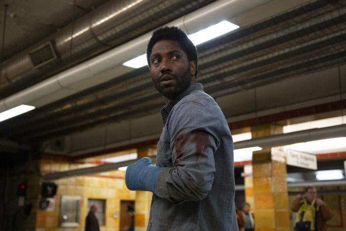 Beckett recensione film Netflix con John David Washington