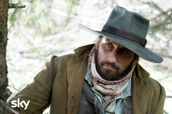 Sky ha rilasciato le prime immagini della serie Django
