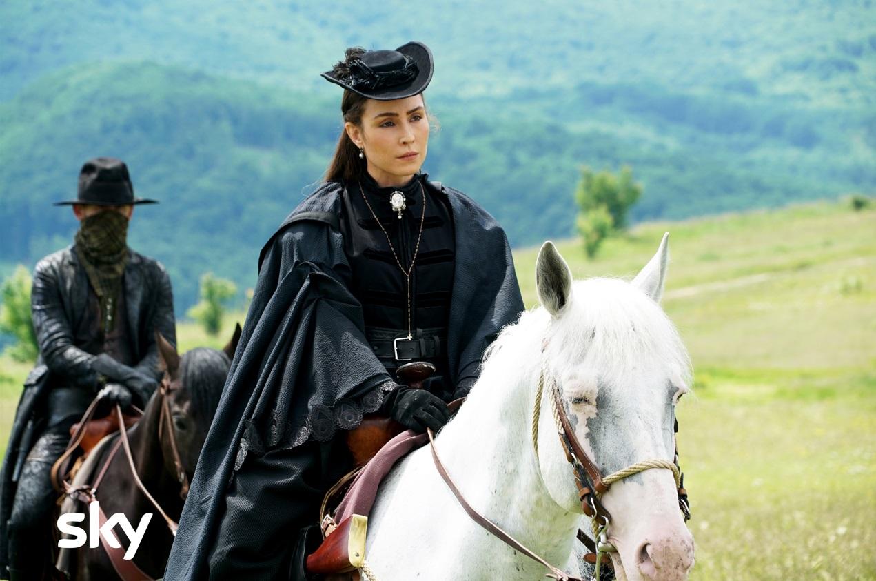 Noomi Rapace interpreta Elizabeth