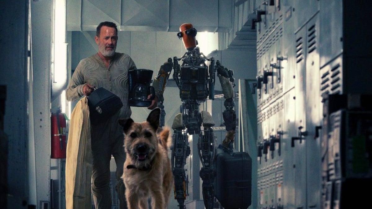 Finch: la prima immagine del film di fantascienza con Tom Hanks