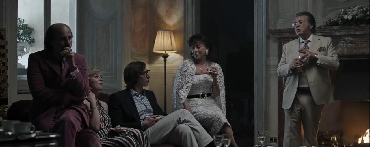 House of Gucci: il trailer italiano del film di Ridley Scott