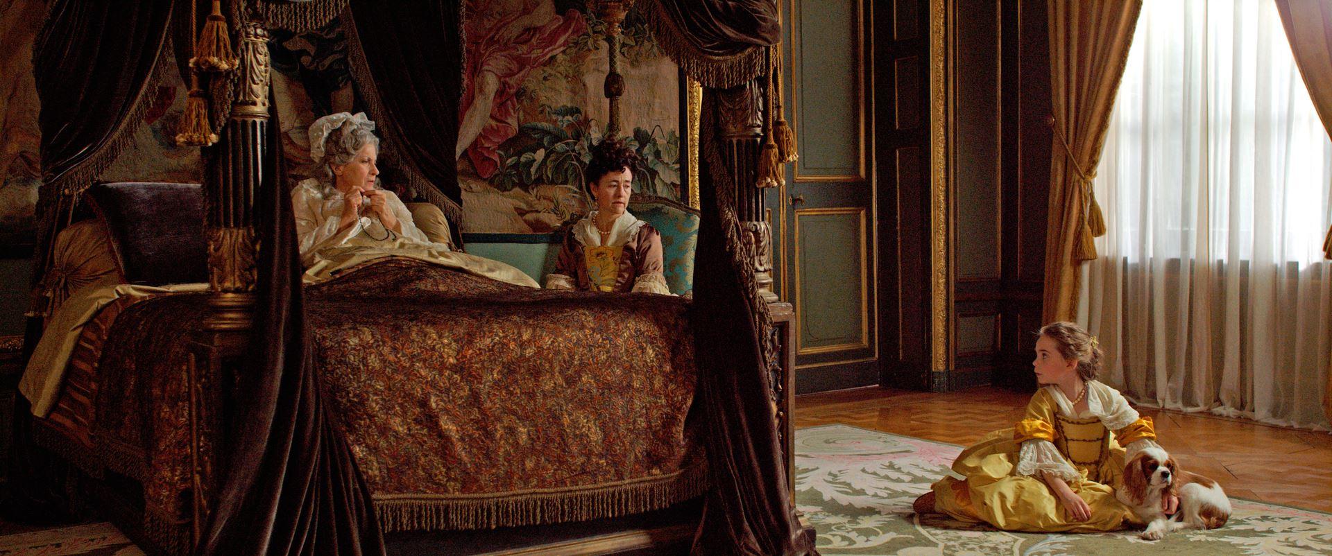 Lo scambio di principesse recensione film di Marc Dugain con Lambert Wilson