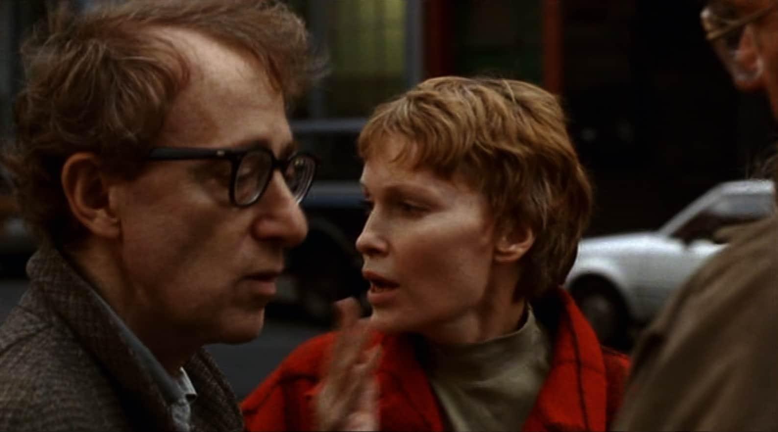 Mariti e mogli di Woody Allen