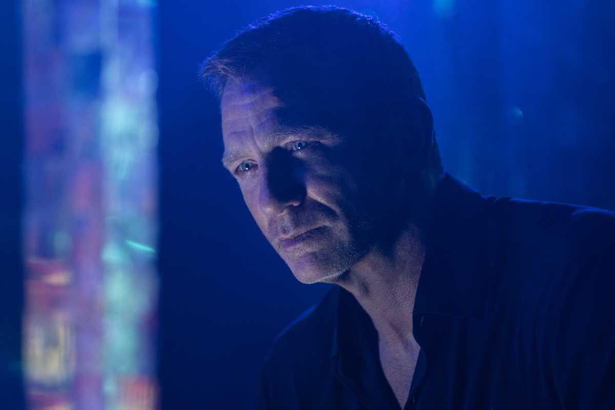 James Bond (Daniel Craig) in No Time to Die