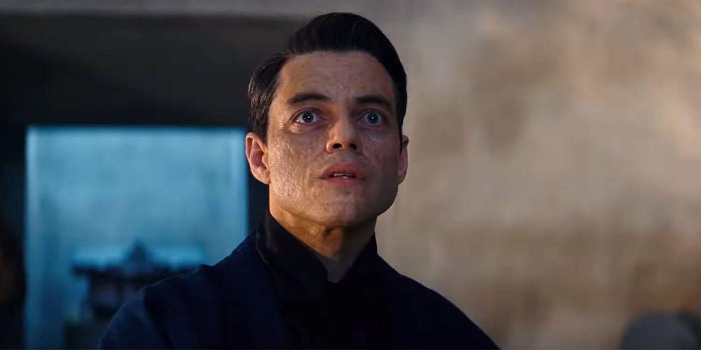 Rami Malek è Lyutsifer Safin
