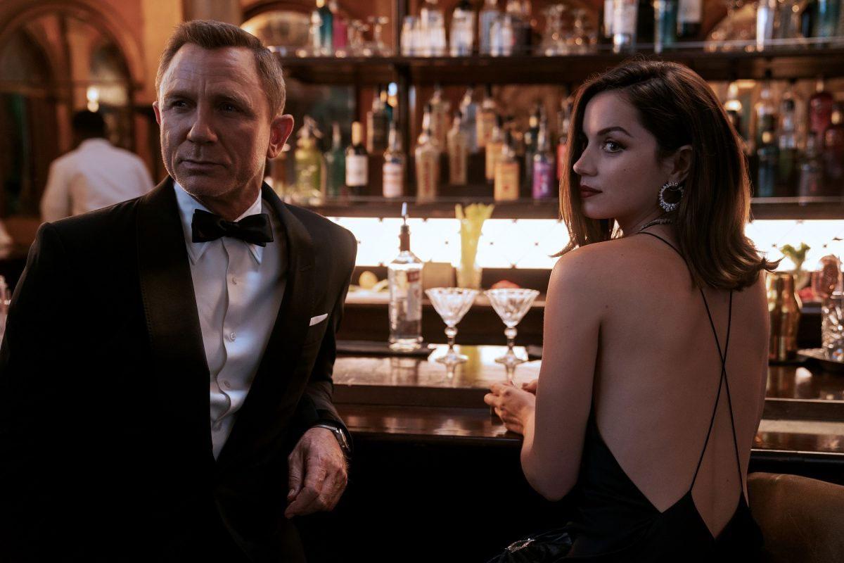 Daniel Craig e Ana de Armas
