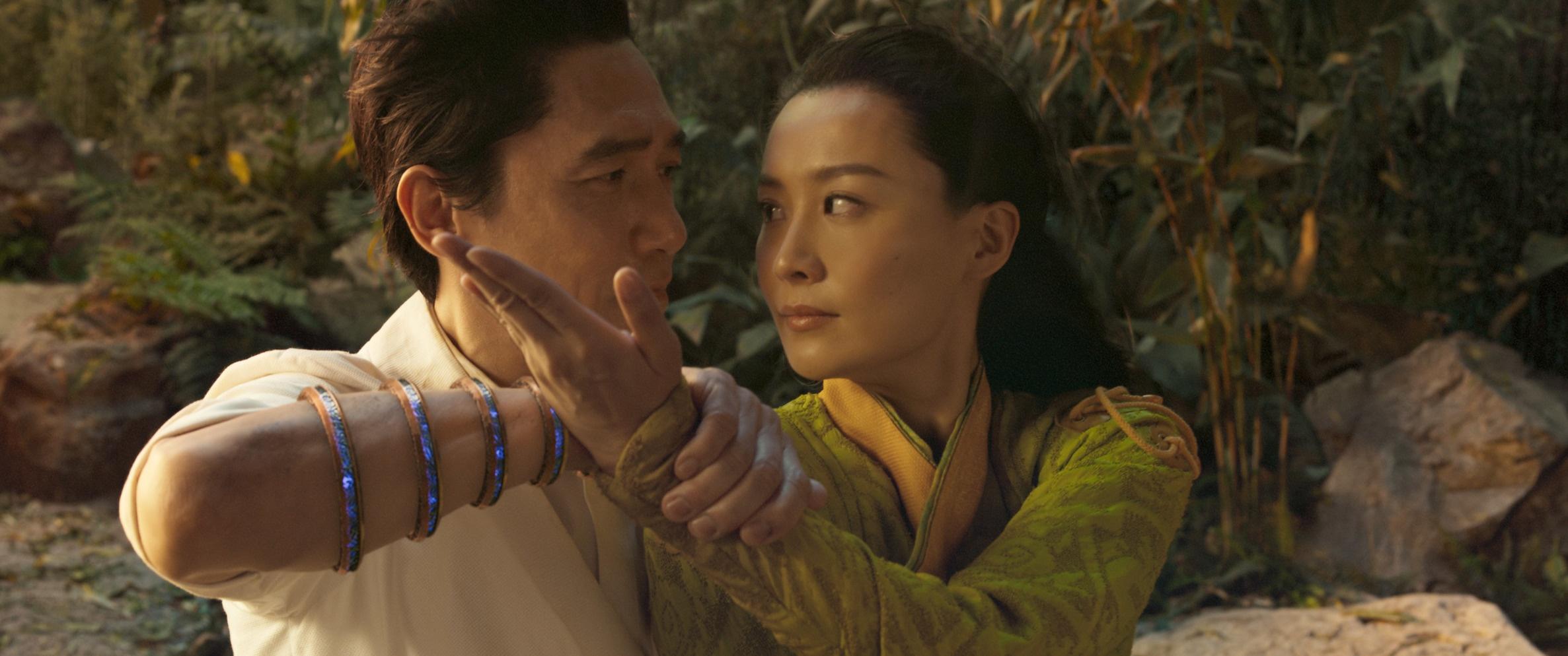 Tony Leung e Michelle Yeoh