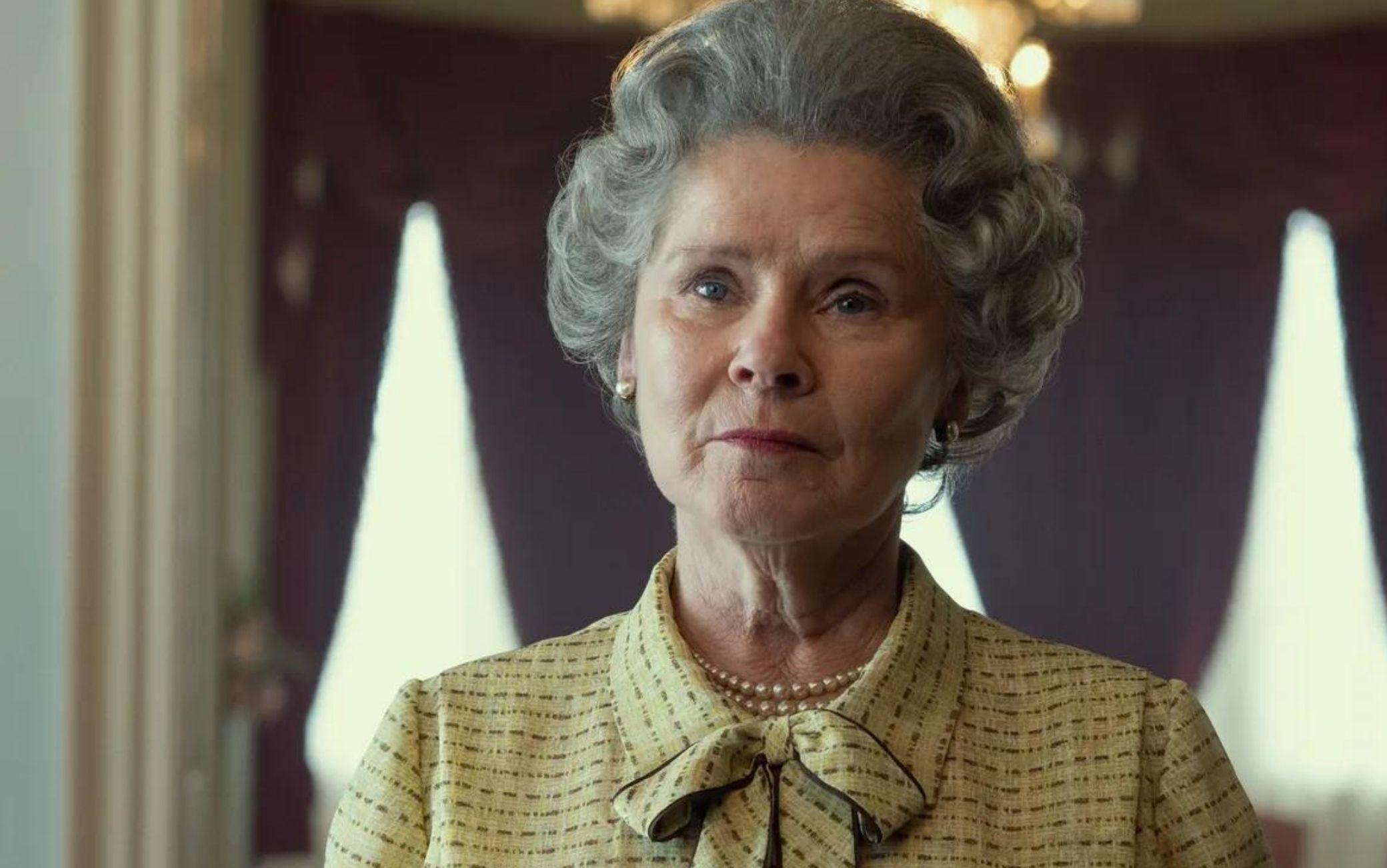 The Crown 5: Imelda Staunton nel ruolo della Regina Elisabetta