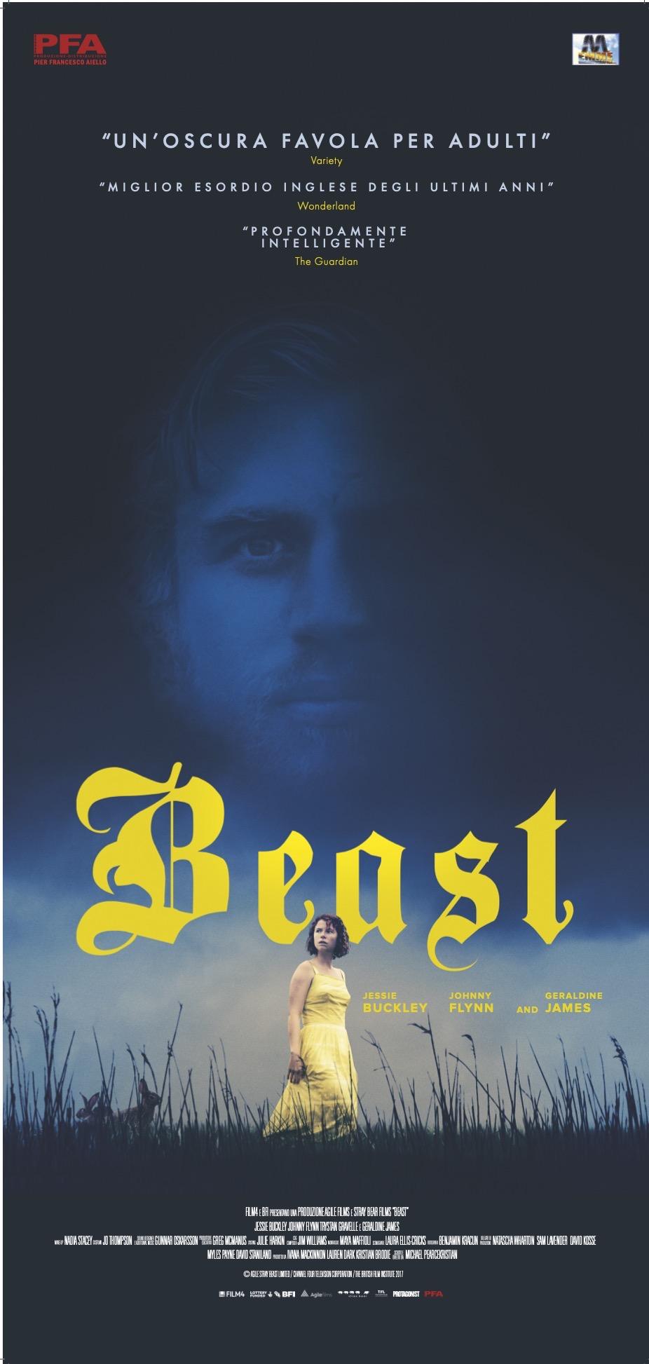 Film in uscita: Beast